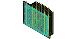 Modulo LED 30-80W 150º V3SEP13-01BW 600x300