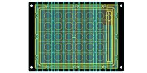 Modulo LED 30-80W 150º V3SEP13-03BW 600x300