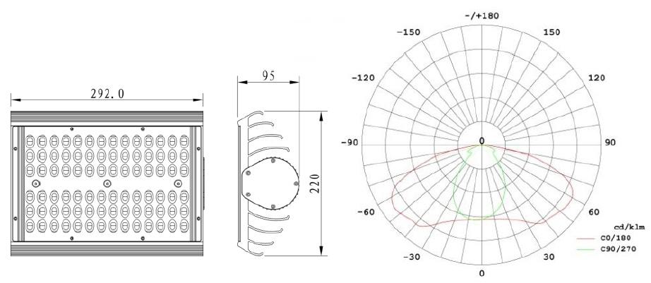 Modulo-G3-de-70-a-100W-con-84-chips-NICHIA-100-lm-w-Reales