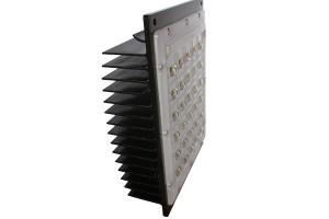 Modulo-LED-detalle-lente-disipador alto rendimiento