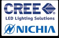 logos-cree-nichia-modulo-led-slider